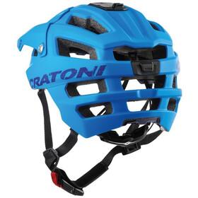 Cratoni AllTrack MTB Helm blue